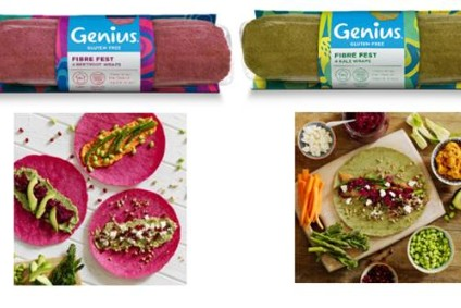 New Products - Gluten-free Genius Foods launches plant-based