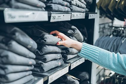 85% of customers are loyal to a denim brand because it fits well