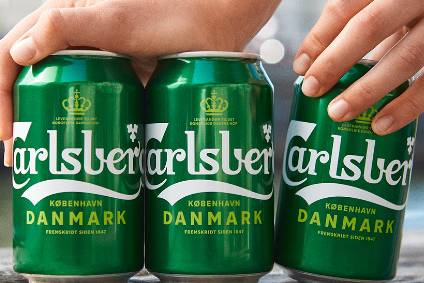 Carlsberg launches snap packs and ditches plastic can rings