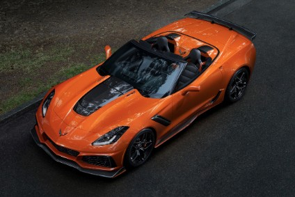 The new-for-2019 755hp ZR1 is the fastest, most powerful production Corvette yet
