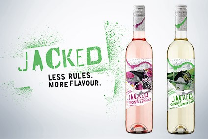 Concha y Toro's Jacked flavoured wine range - Product Launch