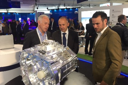 The transmission developed for Changan was unveiled at the LCV2018 show