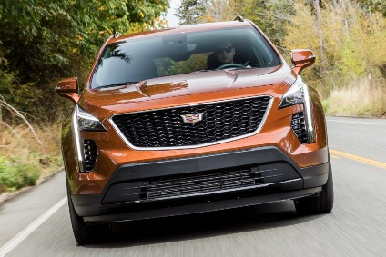 XT4 is Cadillacs newest model: production has just started in the US and China