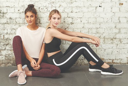 2934d04dd4382f E-commerce giant Amazon continues its assault on the fashion industry,  having launched its first athleisure private brand called Aurique.