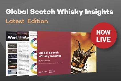 The latest joint report from just-drinks and The IWSR, covering the Scotch whisky category, was published this week