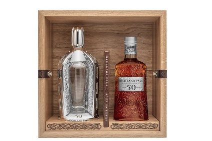 Edrington's Highland Park 50 Year Old - Product Launch