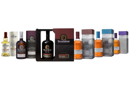 Distell's Bunnahabhain, Deanston, Ledaig and Tobermory limited edition malts - Product Launch
