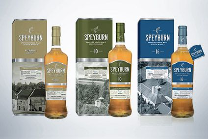 Inver House Distillers' Speyburn 16 Years Old - Product Launch