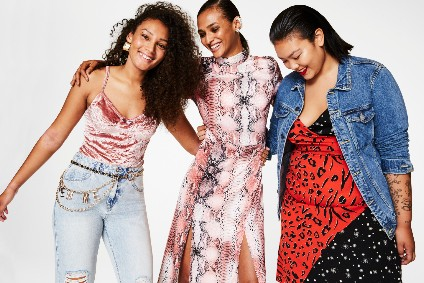 Asos is now expecting sales growth for the current financial year to August 2019 of about 15%, compared to previous guidance of +20%-25%)