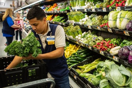 US grocers - boosted by food-at-home sales