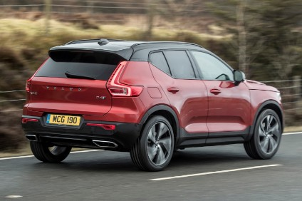 XC40 is close to 2016 concept. Many will find the smaller size very appealing
