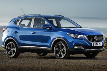 Analysis Zs Suv Powering Mg Uk S 101 Sales Rise Automotive