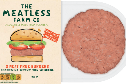 The Meatless Farm secures new funding for international expansion