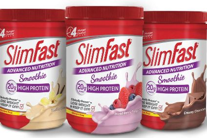 Kainos Capital acquired SlimFast from Unilever in 2014
