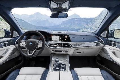 BMW loads new X7 with assistance tech | Automotive Industry