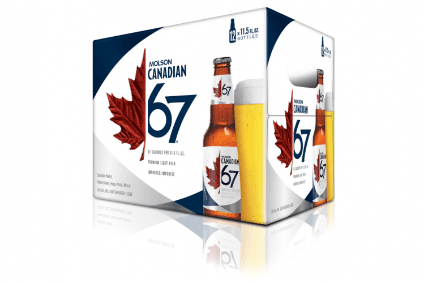 Molson Canadian 67 will roll out to the US next year