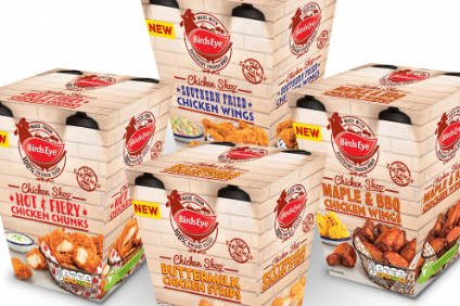 New products - Foster Farms launches convenience line; UKs Pukka Pies debuts on-the-go range; Nomad Foods extends Birds Eye range in the UK; PepsiCo set for dairy-alternatives push