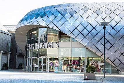 Debenhams optimistic despite supplier concerns