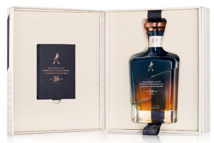 Diageo's John Walker & Sons Private Collection - 28 Year Old Midnight Blend - Product Launch