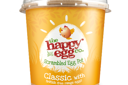 New Products - The Happy Egg Co. debuts on-the-go products; PepsiCo rolls out new snack brand in US; Kellogg takes granola to India; Heck launches plant-based sausages
