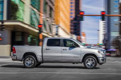 October was another strong month for the Ram 1500