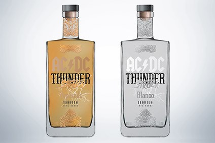 SPI Group unveiled AC/DC Thunderstruck Tequila earlier this month
