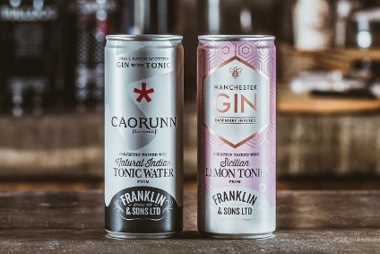 Global Brands' Franklin & Sons Manchester Raspberry Infused Gin, Caorunn Scottish Gin RTDs - Product Launch