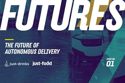 FREE TO ACCESS - The future of autonomous delivery - just-drinks FUTURES Vol. 1