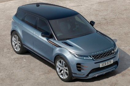 New models like the Evoque were not enough to offset a decline in May but more new models were launched last month