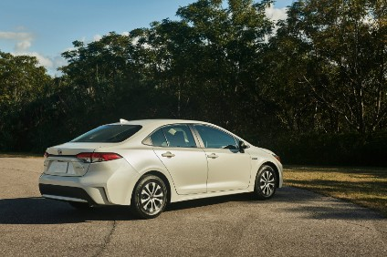 Corolla Hybrid Drivetrain Is Now Available For The Sedan As Well