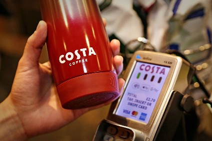 Coca-Cola HBC to put Costa Coffee machines in offices, public