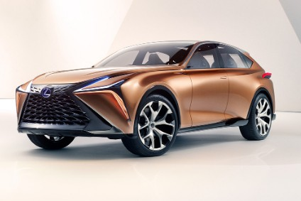 Lexus Lq The Audi Q8 Rival And Other Future Models Automotive