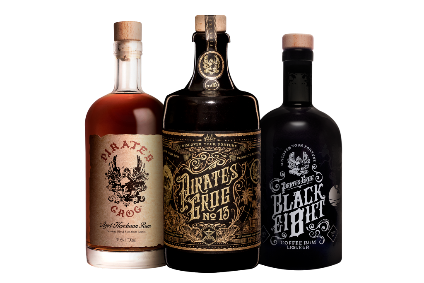 Gin has taught consumers to pay more for premium spirits - Pirate's Grog Rum