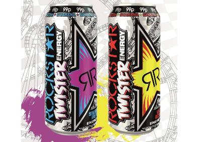 The Rockstar energy drinks brand has a presence in around 30 markets