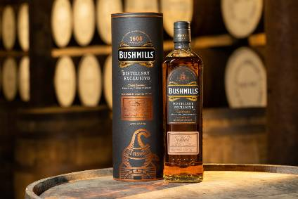 Casa Cuervo's Bushmills Distillery Exclusive Irish whiskey - Product Launch