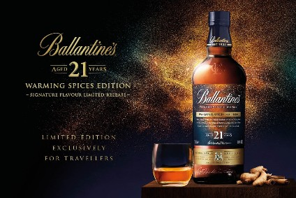 Pernod Ricard's Ballantine's Warming Spices Edition - Product Launch