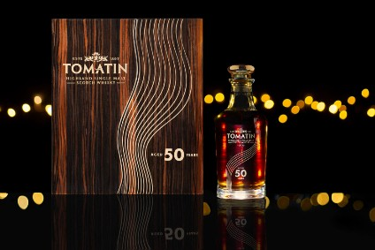 Takara Shuzo's Tomatin 50 Year Old - Product Launch