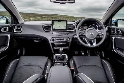 Interior Design And Technology Kia Ceed Automotive Industry Analysis Just Auto