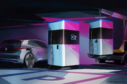 mobile power banks for e-cars - the week | automotive industry