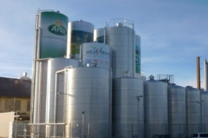 Arla - seeing improvements in Danish foodservice industry