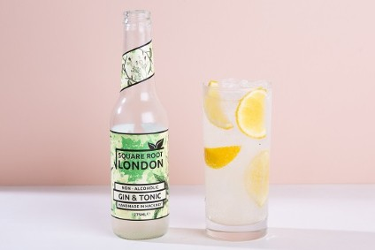 Square Root Sodas Non-Alcoholic Gin & Tonic