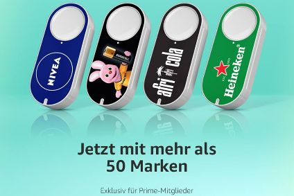 Amazon launched Dash service in Germany in 2016