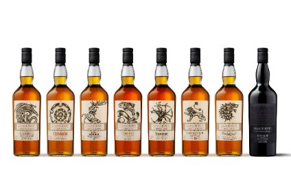 Diageo throws single malt portfolio behind Game of Thrones tie-up