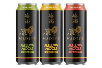 Marley+CBD will start rolling out in Colorado from this month