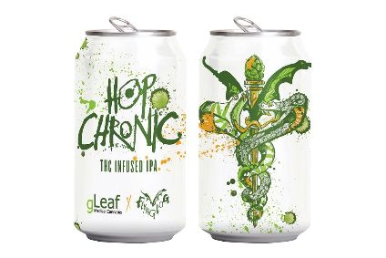 Flying Dog Brewery lines up cannabis-infused Hop Chronic IPA beer