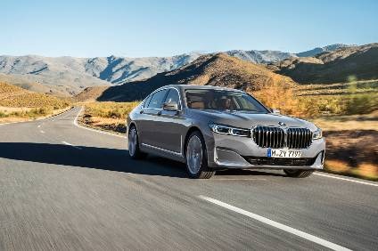 Revised Bmw 7 Series Makes World Premiere In China Automotive
