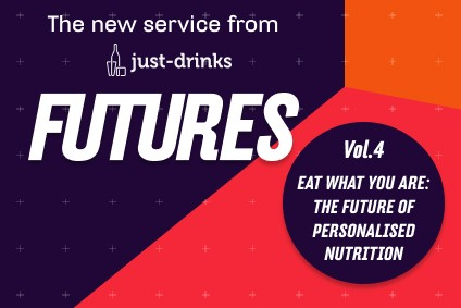 FREE TO ACCESS - The future of personalised nutrition - just-drinks FUTURES Vol. 4