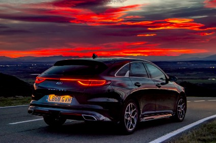Is The New Proceed Porsche Taste On A Kia Budget Automotive Industry Analysis Just Auto