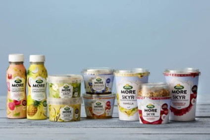 New products - Voortmans sugar-free push; Mondelez introduces Milka Dark Milk; Unilever-owned Talenti brings out organic gelati line; Bob Evans Farms launches Steamables side dish line