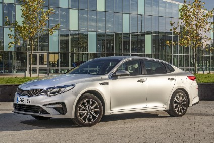 Facelifted Optima Brought With It Two New Engines 1 6 Litre U3 Sel Engine And